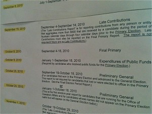 More Than 80 PACs Jump Into 2012 Election