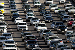 Coming to a Freeway Near You: Daily Congestion That Rivals Zip Fiasco