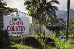 Two Visions of Laie: Plans for North Shore Growth Debated