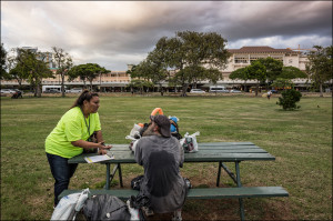 Homeless Count Volunteers Sought