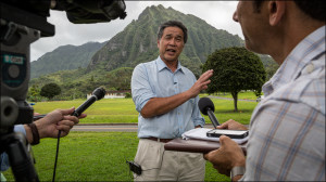 Hawaii Sen. Clayton Hee Takes Investigation to State Hospital