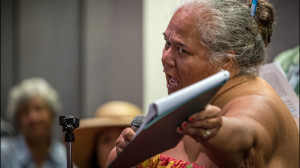 Kanaka Maoli to Feds: 'Get Out of Our House! Go Home!'
