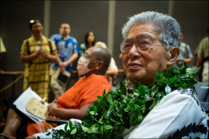 Akaka Speaks Out on Iraq in Hanabusa Radio Spot