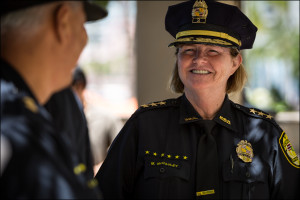 HPD Pushes to Increase Number of Female Officers On the  Force