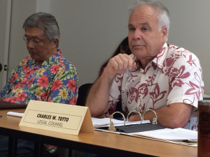 Will Honolulu Ethics Commission Take the Gag Off its Director?