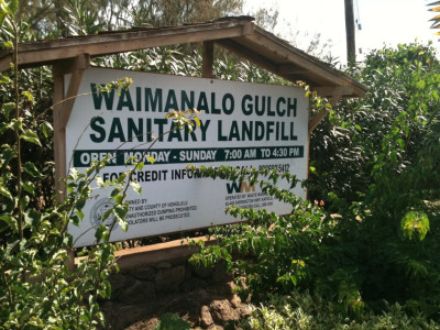 What's Up With Hawaii's Garbage Dumps?