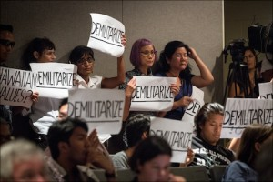 UH Grad Students Denounce Presidential Selection Process, Ask Regents to Start Over