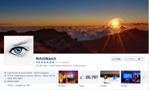 Maui County Settles Case Against MAUIWatch Creator for $25,000