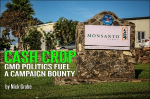 Will the GMO Debate Fuel Campaign Donations as Local Elections Heat Up?