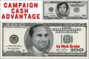 Campaign Cash Advantage: Schatz's Edge Over Hanabusa Is Paying Off