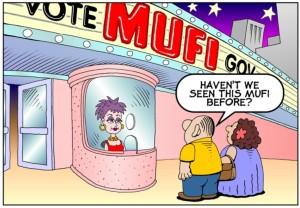 Pritchett: Mufi Returns