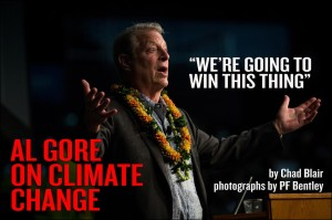 Al Gore on Climate Change: 'We Are Going to Win This Thing'