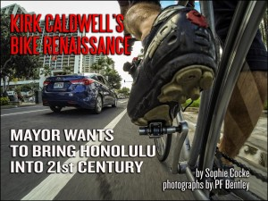 Pedal Power: Gaining Traction on Oahu's Bike Safety and Infrastructure