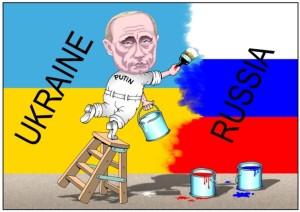 Pritchett: Putin's Extreme Makeover in Ukraine