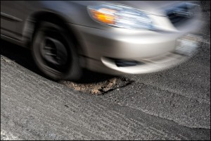 Potholes, Lost Inmate Property, Falling Ceiling Cost Taxpayers