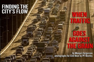 Finding the City's Flow: Why Honolulu's Traffic Goes Against the Grain