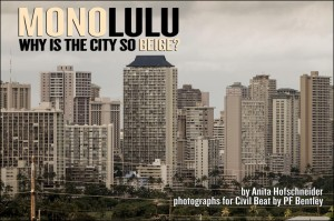 Urban Color Scheme: Why Is Honolulu So Beige?