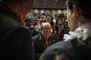 A 'New Era of Aloha': Hawaii Governor Signs Marriage Equality Act