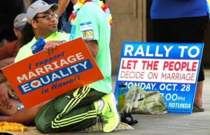 Would Gay Marriage Bring the 'Homosexual Lifestyle' to Hawaii Students?