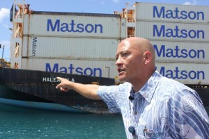 Judge Sentences Matson for Honolulu Molasses Spill