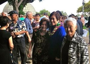 Hanabusa Supporters Say Leadership Beats Seniority