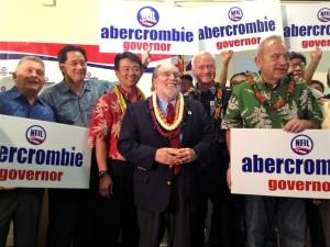 Gov. Neil Abercrombie: 'Let's Move Forward'