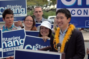 Stanley Chang: More Voters Are Over 90 Than Under 30