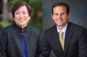 Civil Beat Poll — Schatz Has Narrow Lead Over Hanabusa