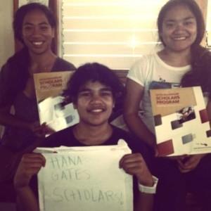 Hana High School Girls Earn 'Life-Changing' Gates Millennium Scholarships