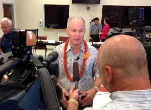 Honolulu Rail CEO Explains Why He Deserves a $35,000 Bonus