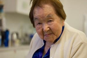 FOCUS: Meet Ayako Ichiyama, the Centenarian
