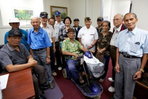 Hawaii's Filipino WWII Veterans Raise Hopes For Family Reunification