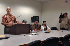 Task Force Demands Action On Hawaiian Incarceration