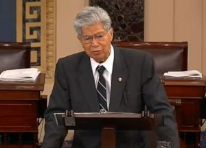 Akaka: Pass My Bill in Memory of Dan Inouye