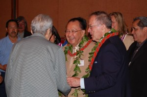 What Do Ted Stevens and Billy Kenoi Have in Common?