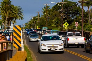 Report: More Traffic Will Clog North Shore If Turtle Bay Expands