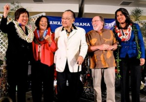 Who Will Lead If Inouye and Abercrombie Leave Office?