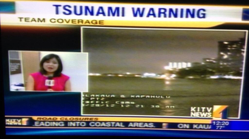 tsunami hawaii 2021 hawaii tsunami after