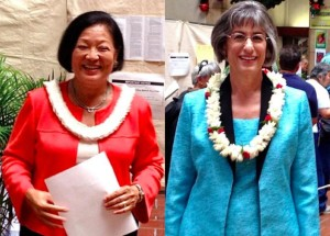 Civil Beat Poll – Hirono's Double-Digit Lead Over Lingle Holding