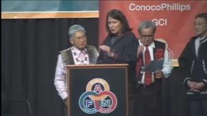 Akaka to Alaska Natives: 'Strength In Solidarity'