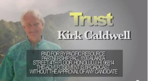 New PRP Ad Clouds Caldwell's Campaign