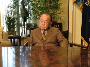 Spokesman: Inouye Healthy, Fall Unrelated to Grueling Schedule