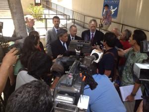 Judge's Decision Looms Over Honolulu Rail