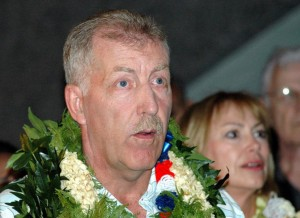 Carlisle's Fall: Incumbent Is 'Skunked' By Cayetano