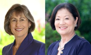 Hirono and Lingle Already Focusing on Each Other