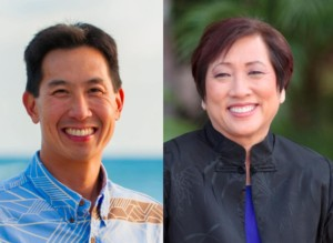 Hanabusa: Djou Formed Political Lobbying Firm