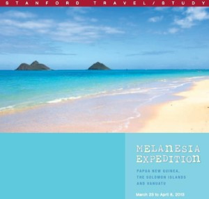 Stanford Confuses Lanikai Islets With Melanesia