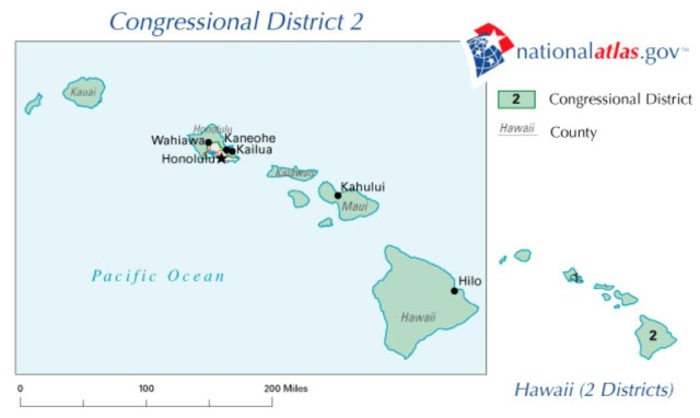 Hawaii 2nd Congressional District