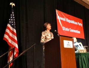 Lingle: United Hawaii GOP Can Win More Seats