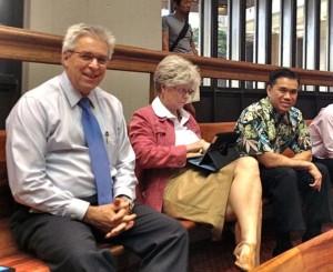 How Abercrombie Fared at the 2012 Legislature